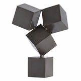 Stockton Cubes Sculpture