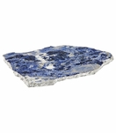 Stone Slab Tray | Blue
