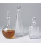 Strata Glass Decanters