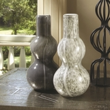 Stratus Glass Vases | Short