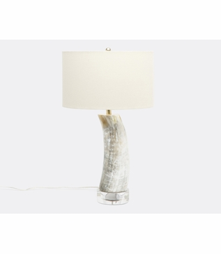Surti Horn Table Lamp