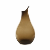 Swell Brown Glass Vases
