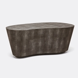 "Tandama ""Shagreen"" Coffee Table 