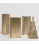 Thales Short Objects Set | Brass