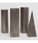 Thales Tall Objects Set | Nickel