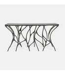 Thicket Long Console Table | Bronze