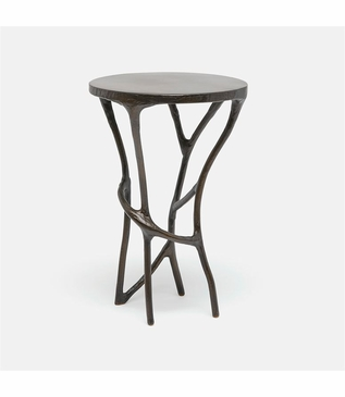 Thicket Side Table | Bronze