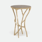 Thicket Side Table | Gold