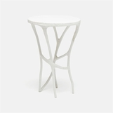 Thicket Side Table | White