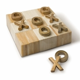 Tic-Tac-Toe Board | Brass