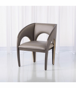 Tito Arches Leather Chair