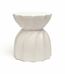 Tootsie Stool | White