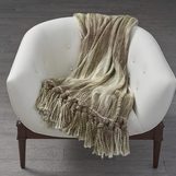 Tracey Fringed Throw