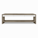 Tucker Console Table, Low Profile
