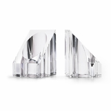 Tyler Crystal Bookends