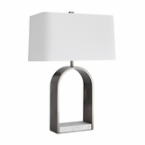 Ulysses Table Lamp | Dark Grey