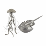 Underwater Creatures Set | Jellyfish & Crab