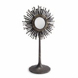 Ursa Starburst Table Mirror | Round