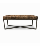 Vail Bench, Cowhide
