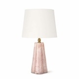 "Joelle ""Pink Quartz"" Accent Lamp"