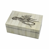 Verne Octopus Bone Box
