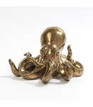 Verne Octopus Object | Gold