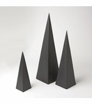 Vertex Sculptures Set | Black