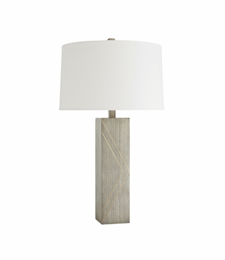 Vidal Wooden Table Lamp