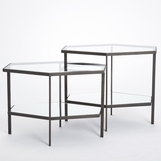 Virgil Hex Tables | Bronze