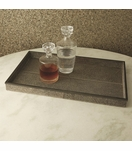 Vittor Tray | Grey Hide