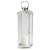 Walton Nickel Lantern | Tall