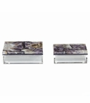 Watts Boxes Set | Amethyst