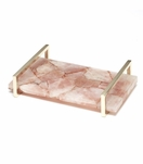 Watts Tray | Pink Quartz