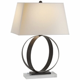 Webster Table Lamp | Antiqued Iron