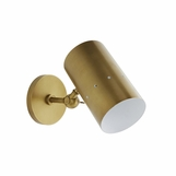 Wendall Sconce | Antique Brass