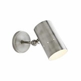 Wendall Sconce | Antique Silver