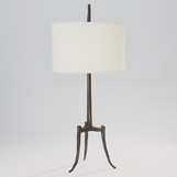 Wichita Table Lamp | Bronze