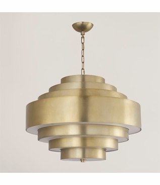 Wynette Brass Chandelier