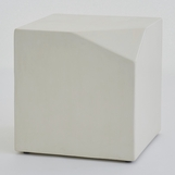 Zane Faceted Side Table
