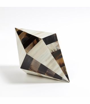 Zeno Geometric Box | Horn & Bone