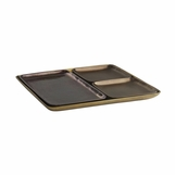 Zeta Square Trays Set | Copper