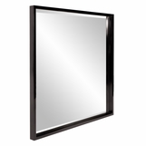 Zigler Wall Mirror | Black