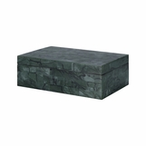 Zimbo Tiled Box | Green Brick
