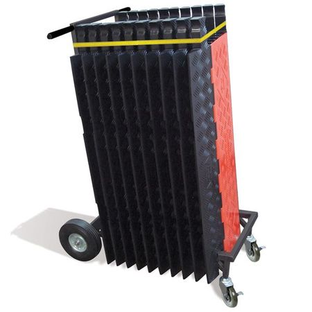 Cable Protector Transport Cart