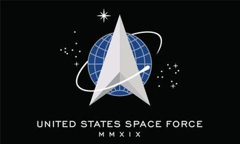 U.S. Space Force Outdoor 3x5Ft Flags