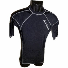 Men's Short Sleeve Quality Swim-Shirt / Rash-Guard
