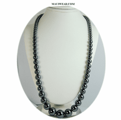 New Maui Inspired Designed Fashion Bead Necklaces w/ Silver Clasp. #13
