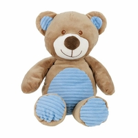 Cuddle Blue Bear w/ Rattle
