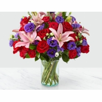 Mixed Flower Bouquet or Basket