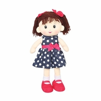 Plush Betty Doll